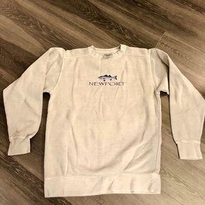 Vintage Newport Crewneck Sweatshirt